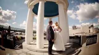 Gorky Park Wedding/Свадьба в Парке Горького