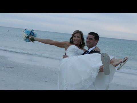 Sandbar Wedding Anna Maria Island