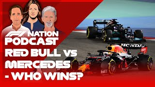 Who Wins The 2021 Season-Long Battle: Mercedes Or Red Bull? | F1 Nation Podcast