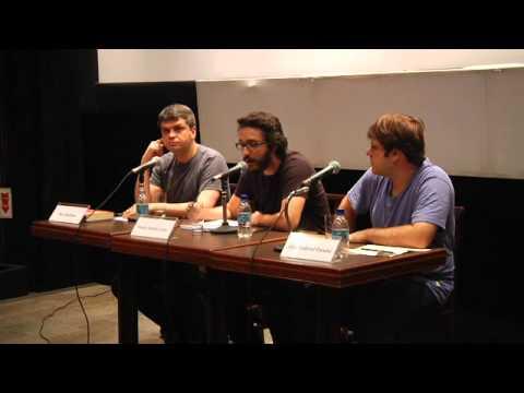 Mostra Easy Riders - Debate 05/02/2015 - Rio de Janeiro
