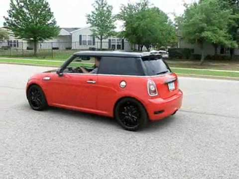 2008 r56 mini cooper s supersprint install youtube. Black Bedroom Furniture Sets. Home Design Ideas