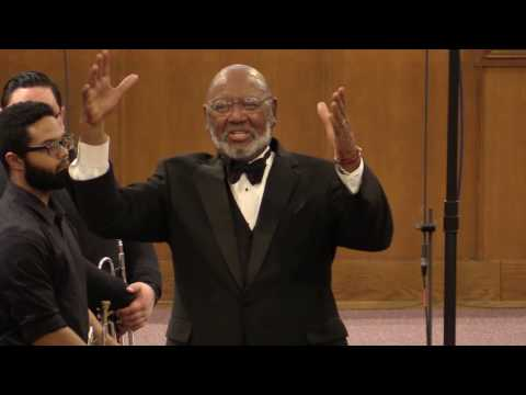 WSSU Choir - Lift Every Voice and Sing - arr. Roland M. Carter