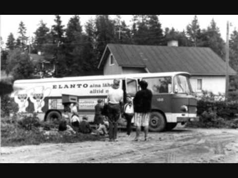 Merja Rantamäki- Jossain