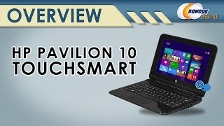 HP Pavilion 10 TouchSmart Notebook Overview - Newegg Lifestyle