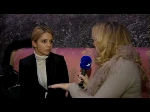 Interview with Eugenia Tymoshenko, daughter of Yulia Tymoshenko