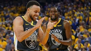 Golden State Warriors vs Houston Rockets_Game 2_(NBA 2019 PLAYOFFS)