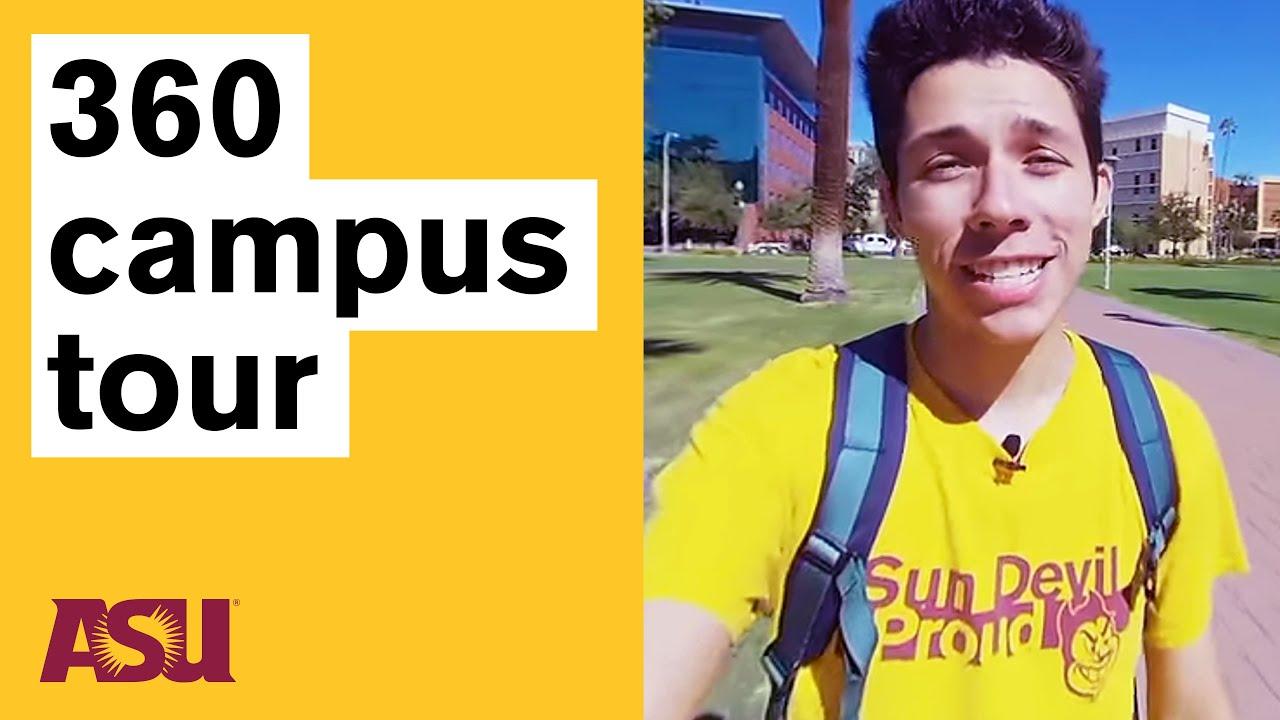 360 video: ASU Tempe campus tour | Arizona State ...