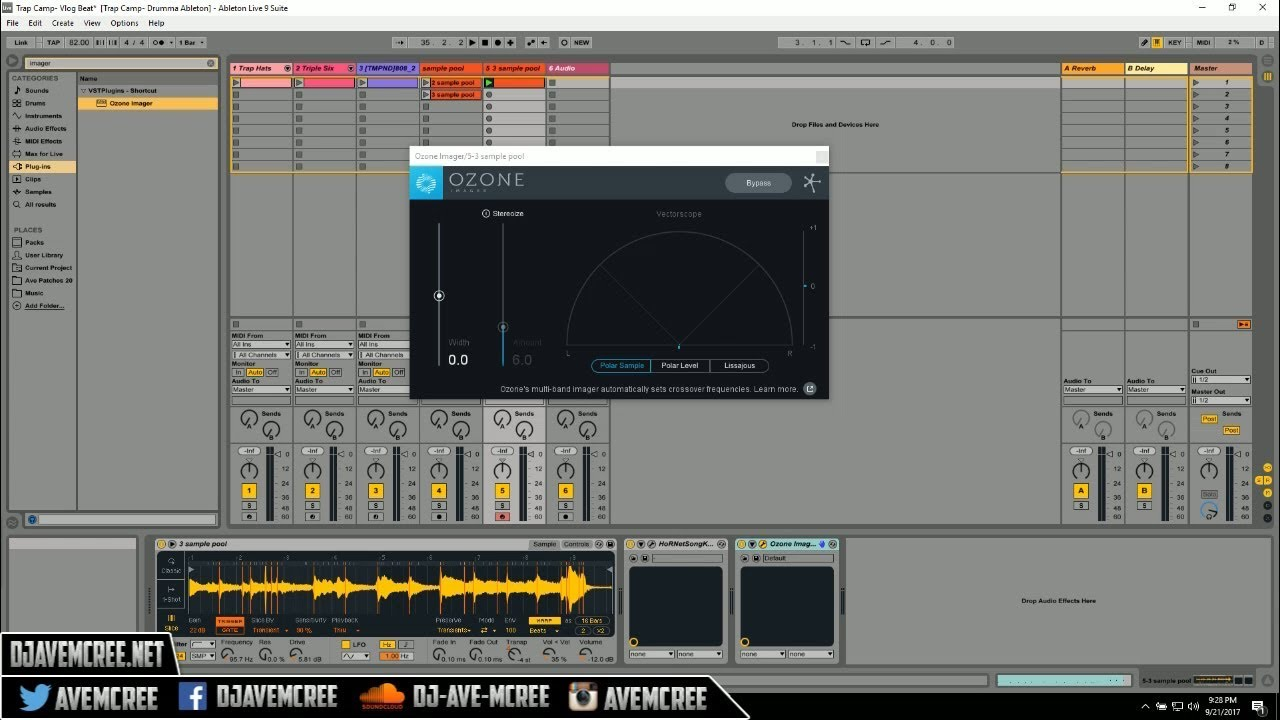 Free Download Friday | Izotope Imager VST | WIn/Mac