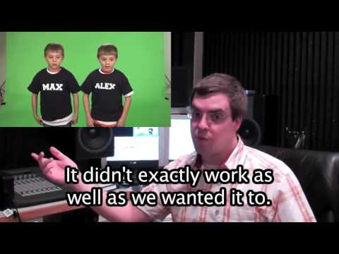 Hello Channel Behind the Scenes  Max and Alex, Free ESL Videos Online