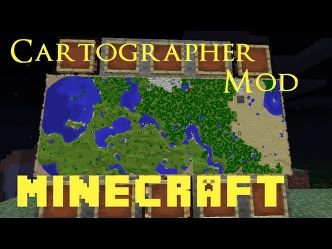 cartographer minecraft 1.5.1