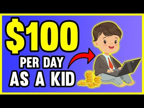 How To Make Money Online As a Kid/Teen in 2019