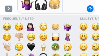 Emoji Update Features Facepalm Black Heart Bacon Afternoon Sleaze
