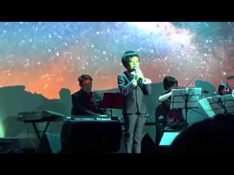 Devon Prince Halim : The Impossible Dream (Susan Boyle Version) - 8 year old live singing concert