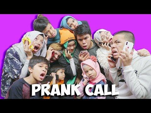 AKU HAMIL!! PRANK CALL BARENG 11 ANAK | Gen Halilintar