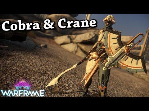 Warframe | Cobra & Crane (2 Forma Build) thumbnail
