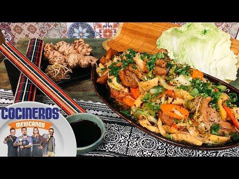 Receta: Chop suey mixto   Cocineros Mexicanos