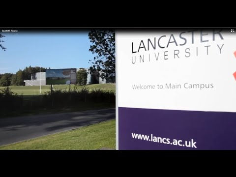 Lancaster University, School of Computing and Communications