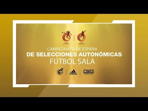 Comunidad de Madrid - Aragón | Campeonato de España Benjamín Fútbol Sala Mixto