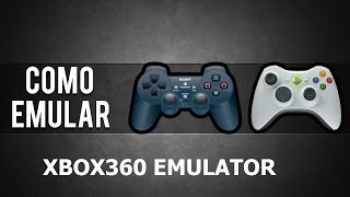 Baixando e Instalando o Xbox360 emulator emulador de controles usb no Pc 2017