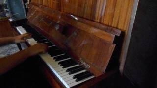 For Elise (К Элизе) on piano (на пианино)