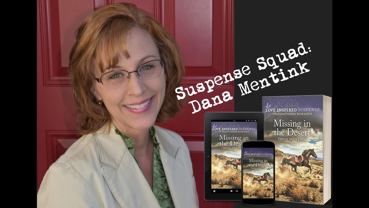 Interview with Dana Mentink!