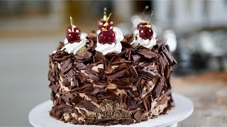 Black Forest Cake   Bruno Albouze