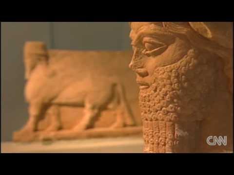 Iraq's National Museum is partnering with Google المتحف العراقي
