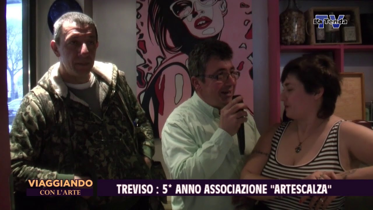Viaggiando con l'arte - Treviso: Artescalza