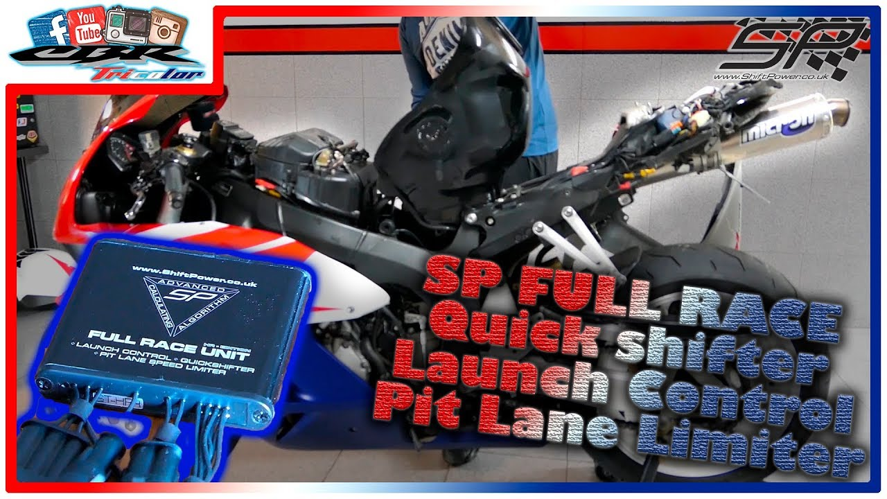 ShiftPower Full Race Unit | Launch Control | Pit Lane Limiter | Quick Shifter || Instalation