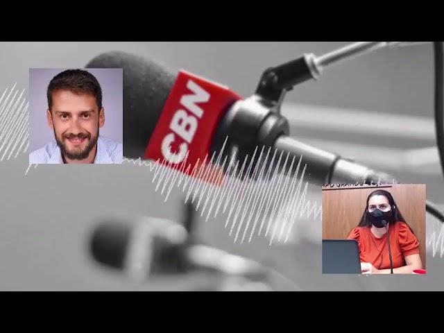 Entrevista CBN Campo Grande (22/02/2021): com Bruno Wendling, Diretor-Presidente da FUNDTUR-MS