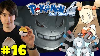 Pokemon Soul Silver | GAMEPLAY ITA #16 | Sesta Medaglia e Zona Safari! By GiosephTheGamer