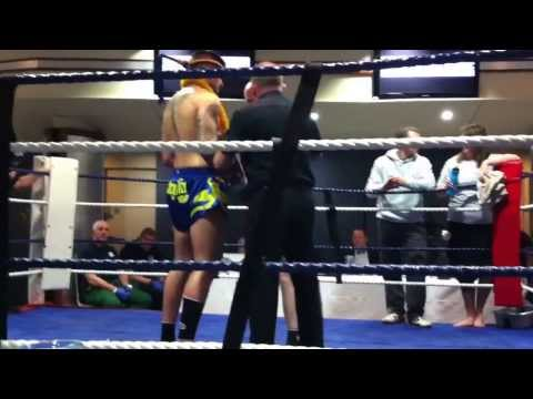 Casey Braddock-Studio 2000- WRSA Championship Title Fight Win