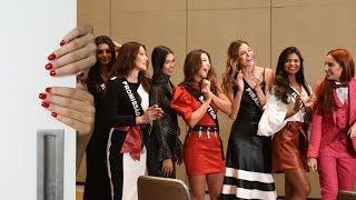 Episódio 1l Miss São Paulo Be Emotion - Apresentação das candidatas