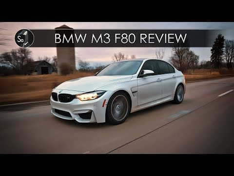 BMW F80 M3 Review | The Sports Car for Mathematicians