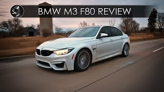 BMW F80 M3 Review | The Sports Car for Mathematicians thumbnail