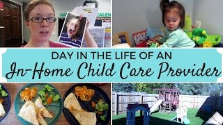 Day in the Life of an In-Home Child Care Provider thumbnail
