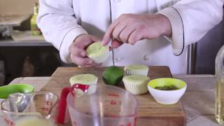 How To Decorate A Cake - How To Make Margarita Cupcakes - Part 15 Of 20