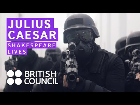 Shakespeare's Julius Caesar ft. Mark Stanley  Shakespeare Lives