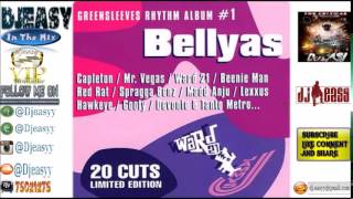 Bellyas Riddim Mix  FULL 1999 (Mentally Disturbed) Mix By Djeasy