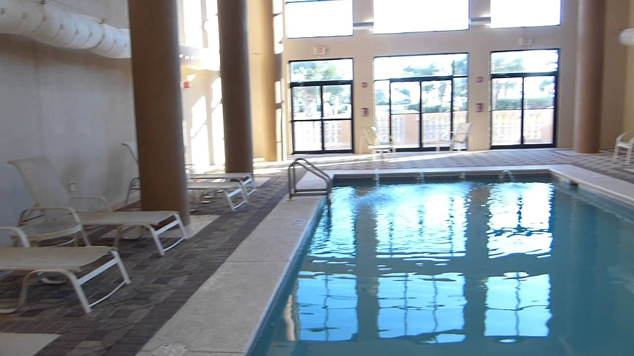 Legacy Key Condos In Orange Beach Al Indoor Pool Video