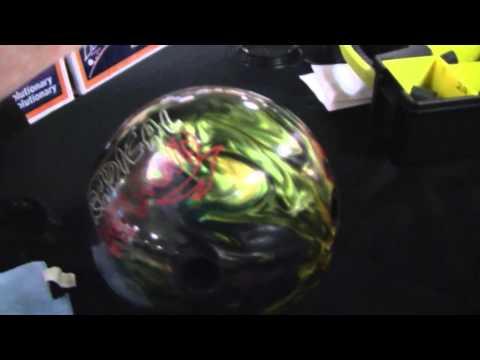 Ebonite Adrenaline Ball Steroid Wipes