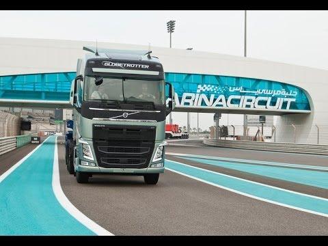 Volvo Trucks 2014 تجربة شاحنات فولفو thumbnail