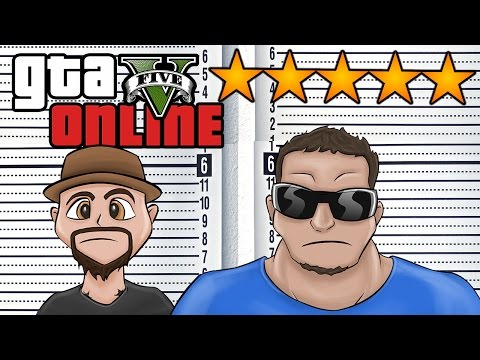 GTA 5 Online ★ MILITARY'S MOST WANTED (Dumb & Dumber)