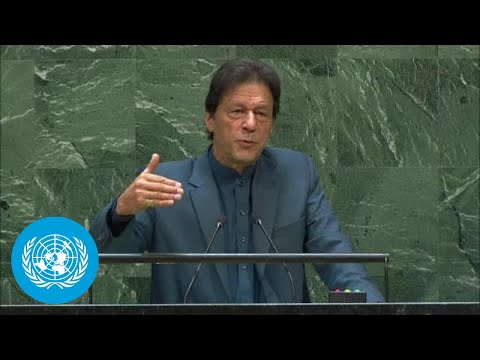 🇵🇰 Pakistan - Prime Minister Addresses General Debate, 74th Session