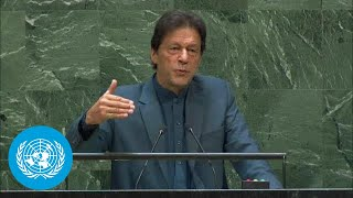 🇵🇰 Pakistan - Prime Minister Addresses General Debate, 74th Session