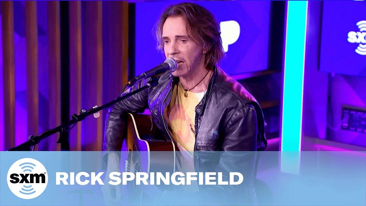 Rick Springfield - Jessie's Girl [Live for SiriusXM]