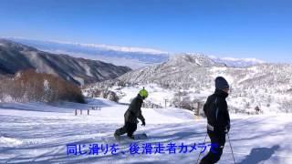 2017-01-26 快晴・絶景のヤマボク