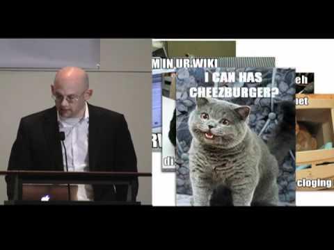 Keynote Speaker: Clay Shirky