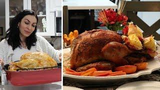 Что Готовлю На День Благодарения - Запечённая Индейка - Рецепт от Эгине - Heghineh Cooking Show