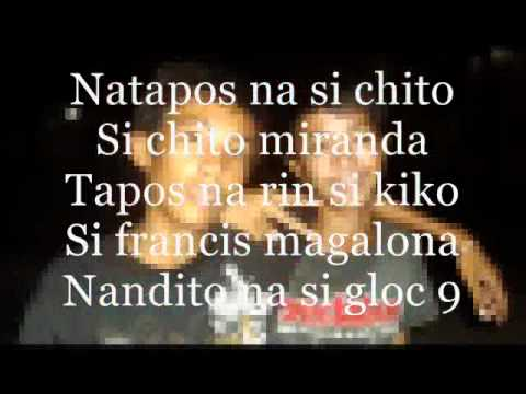 Bagsakan lyrics by Parokya ni Edgar, 1 meaning. Bagsakan ...